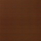 10' Wide x 4' Long Square 5 Pattern Linen Chocolate Finish Thermoplastic Flexlam Wall Panel