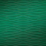 FlexLam 3D Wall Panel | 4ft W x 10ft H | Mojave Pattern | Mirror Green Finish