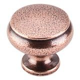 Tuscany Knob Old English Copper
