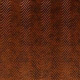 10' Wide x 4' Long Curves Pattern Moonstone Copper Finish Thermoplastic Flexlam Wall Panel