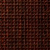 10' Wide x 4' Long Square 5 Pattern African Cherry Finish Thermoplastic Flexlam Wall Panel