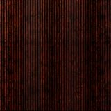 10' Wide x 4' Long Rib1 Pattern African Cherry Finish Thermoplastic Flexlam Wall Panel