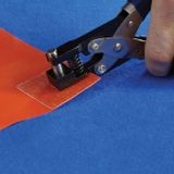Banner Ups | Super Duty Hole Punch for Banner Ups Tabs