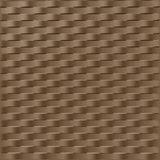 10' Wide x 4' Long Weave Pattern Argent Bronze Finish Thermoplastic Flexlam Wall Panel