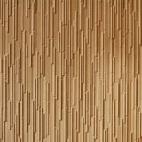 10' Wide x 4' Long Glacier Pattern Light Maple Finish Thermoplastic FlexLam Wall Panel