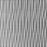 10' Wide x 4' Long Sahara Pattern Brushed Aluminum Vertical Finish Thermoplastic Flexlam Wall Panel