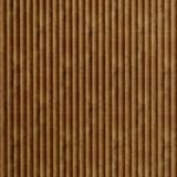 10' Wide x 4' Long Rib2 Pattern Muted Gold Finish Thermoplastic Flexlam Wall Panel
