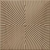 FlexLam 3D Wall Panel | 4ft W x 10ft H | Curvation Pattern | Washed Oak Finish