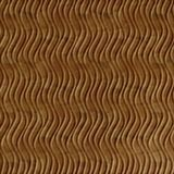 FlexLam 3D Wall Panel | 4ft W x 10ft H | Wavation Pattern | Muted Gold Vertical Finish