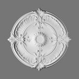 Orac Decor | High Density Polyurethane Ceiling Medallion | Primed White | 27-1/2in Dia