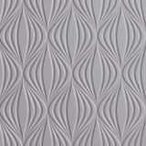 10' Wide x 4' Long Shallot Pattern Lavender Finish Thermoplastic Flexlam Wall Panel