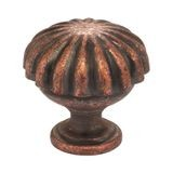 "Vintage Copper 1 3/16"" Diameter Knob"