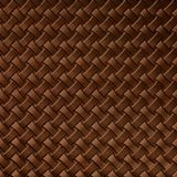 FlexLam 3D Wall Panel | 4ft W x 10ft H | Celtic Weave Pattern | Linen Chocolate Finish