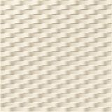 FlexLam 3D Wall Panel | 4ft W x 10ft H | Weave Pattern | Winter White Finish