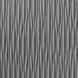 10' Wide x 4' Long Sahara Pattern Diamond Brushed Vertical Finish Thermoplastic Flexlam Wall Panel