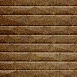 FlexLam 3D Wall Panel | 4ft W x 10ft H | Vista Pattern | Cracked Copper Finish