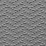 FlexLam 3D Wall Panel | 4ft W x 10ft H | Inferno Pattern | Diamond Brushed Finish