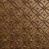 FlexLam 3D Wall Panel | 4ft W x 10ft H | Celestial Pattern | Bronze Fantasy Finish