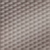 10' Wide x 4' Long Weave Pattern Brushed Nickel Finish Thermoplastic Flexlam Wall Panel