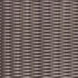 10' Wide x 4' Long Interlink Pattern Bronze Strata Finish Thermoplastic Flexlam Wall Panel