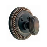 Timeless Bronze Newport Collection Single Cylinder Deadbolt