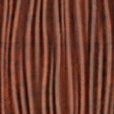 10' Wide x 4' Long Kalahari Pattern American Walnut Finish Thermoplastic Flexlam Wall Panel