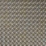 FlexLam 3D Wall Panel | 4ft W x 10ft H | Celtic Weave Pattern | Vintage Metal Finish