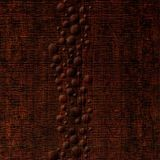 10' Wide x 4' Long Cascade Pattern African Cherry Finish Thermoplastic Flexlam Wall Panel