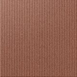 10' Wide x 4' Long Rib1 Pattern Argent Copper Finish Thermoplastic Flexlam Wall Panel