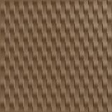 10' Wide x 4' Long Weave Pattern Argent Bronze Vertical Finish Thermoplastic Flexlam Wall Panel