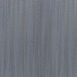 10' Wide x 4' Long Hammered Pattern Steel Strata Finish Thermoplastic Flexlam Wall Panel