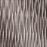 10' Wide x 4' Long Sahara Pattern Brushed Nickel Vertical Finish Thermoplastic Flexlam Wall Panel