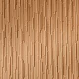 FlexLam 3D Wall Panel | 4ft W x 10ft H | Glacier Pattern | Brushed Copper Finish
