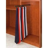 "Tie Rack 13 3/4"" Oil Rubbed Bronze"
