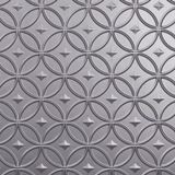 10' Wide x 4' Long Celestial Pattern Lavender Finish Thermoplastic Flexlam Wall Panel