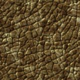 FlexLam 3D Wall Panel | 4ft W x 10ft H | Safari Pattern | Bermuda Bronze Finish