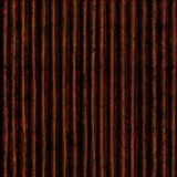 10' Wide x 4' Long Bamboo Pattern African Cherry Finish Thermoplastic Flexlam Wall Panel