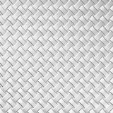 10' Wide x 4' Long Celtic Weave Pattern White Finish Thermoplastic Flexlam Wall Panel