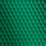 10' Wide x 4' Long Weave Pattern Mirror Green Vertical Finish Thermoplastic Flexlam Wall Panel