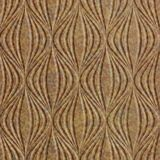 10' Wide x 4' Long Shallot Pattern Cracked Copper Finish Thermoplastic Flexlam Wall Panel