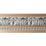 10in H x 1-1/2in Proj | Unfinished Polymer Resin | 480-C Series with Bottom Style 7 | Frieze Moulding | 10ft Long