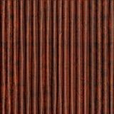 10' Wide x 4' Long Bamboo Pattern American Walnut Finish Thermoplastic Flexlam Wall Panel