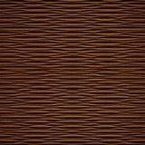 10' Wide x 4' Long Mojave Pattern Linen Chocolate Finish Thermoplastic Flexlam Wall Panel