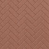 10' Wide x 4' Long Herringbone Pattern Argent Copper Finish Thermoplastic Flexlam Wall Panel