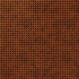 10' Wide x 4' Long Square 5 Pattern Moonstone Copper Finish Thermoplastic Flexlam Wall Panel