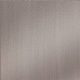 FlexLam 3D Wall Panel | 4ft W x 10ft H | Hammered Pattern | Brushed Nickel Finish