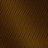 FlexLam 3D Wall Panel | 4ft W x 10ft H | Wavation Pattern | Oil Rubbed Bronze Vertical Finish