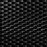 10' Wide x 4' Long Weave Pattern Eccoflex Black Finish Thermoplastic Flexlam Wall Panel