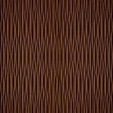 10' Wide x 4' Long Mojave Pattern Linen Chocolate Vertical Finish Thermoplastic Flexlam Wall Panel