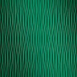 FlexLam 3D Wall Panel | 4ft W x 10ft H | Mojave Pattern | Mirror Green Vertical Finish